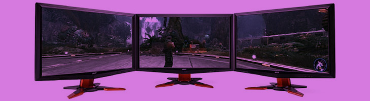 best gaming monitors