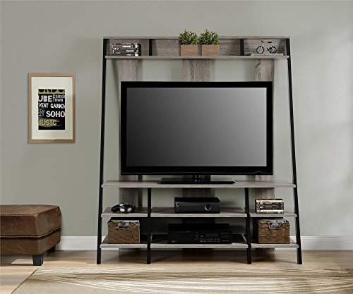 Incroyable ... Centre Is Designed In A Ladder Style On Several Levels, With A Sonoma  Oak Finish. The Ample Storage Is Ideal For Safely Storing All Your Gaming  Systems, ...