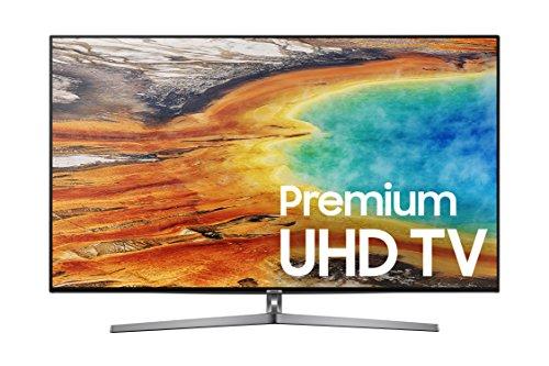1f4c612842b Samsung UN65MU9000 Flat 65-Inch 4K Ultra HD 9 Series SmartTV 2017