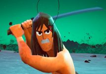 How to Defeat Beetle Drones in Samurai Jack Battle Through Time
