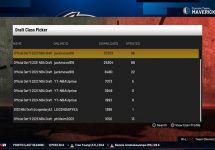 How to Download a Draft Class in NBA 2K21
