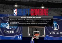 How to Finish the NBA Draft Combine in NBA 2K21