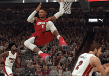 How to Get Contact Dunks in NBA 2K21