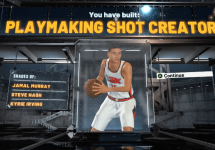 The Best Point Guard Build in NBA 2K21