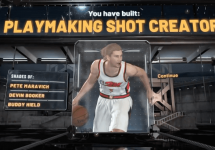 The Best Shooting Guard Build in NBA 2K21