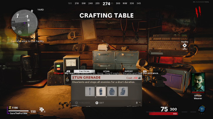 Best Crafting Table Items In Cod Cold War Zombies