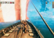 How to Sail and Unlock All Ships in Valheim
