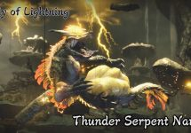 How to Beat Thunder Serpent Narwa in Monster Hunter Rise